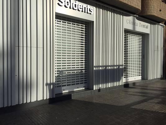Reparación de puertas automáticas en Tenerife